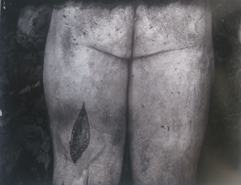 THE FLESH AND THE SPIRIT - Sally Mann