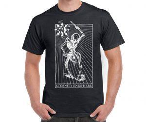 coil t shirt